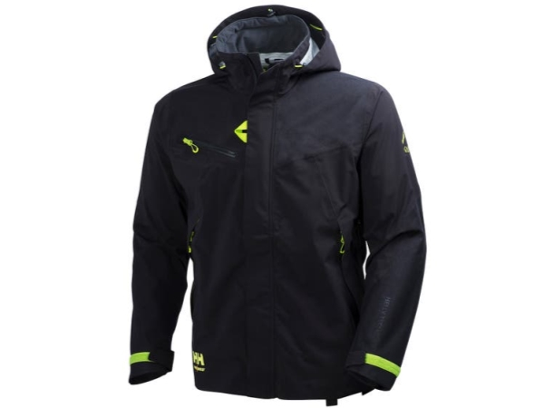 Helly Hansen Magni Shell Jakke Sort