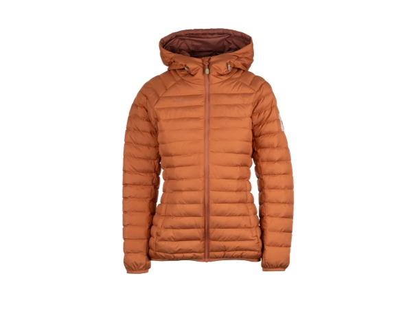Thermal Jakke D Orange
