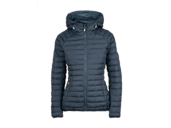 Thermal Jakke D Mørk Denim