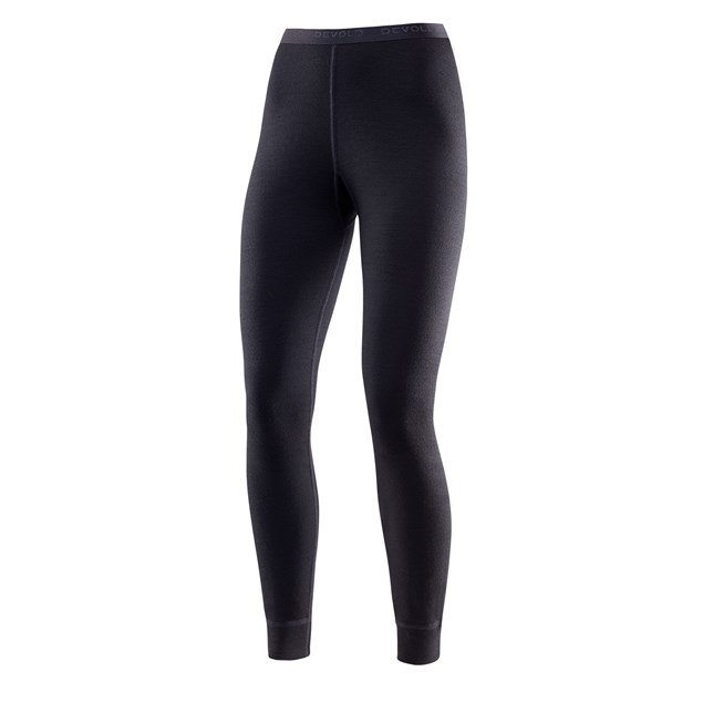 Devold Duo Active Woman Longs Black